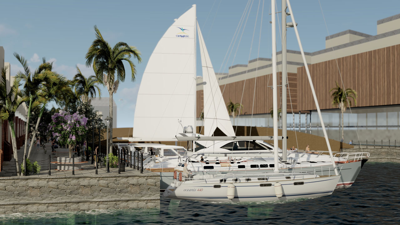 Marina Complete Urban Project – Spain